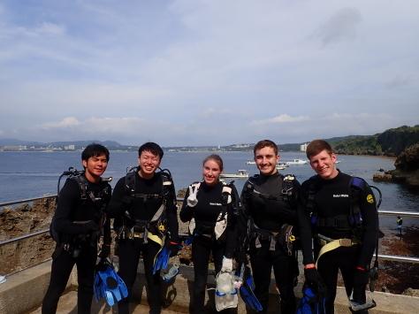 5月19日ビーチ体験ダイビング_c0070933_22181509.jpg