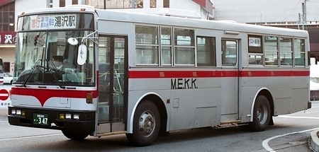 もと西東京(多摩)バスのHT +富士7E_e0030537_00420409.jpg
