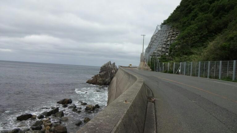 28日目【川棚温泉−益田】か風が強かった!_e0201281_22195377.jpg