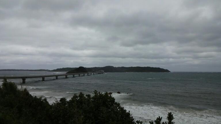 28日目【川棚温泉−益田】か風が強かった!_e0201281_22223700.jpg