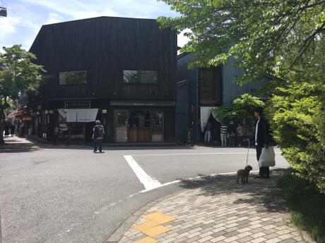 軽井沢旅行。2日目。旧軽井沢散歩。_b0370192_05081622.jpg