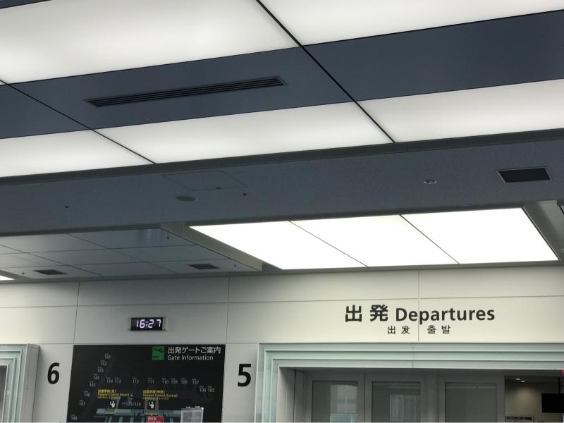 空港 - ミセス サファイア 静けさの中で