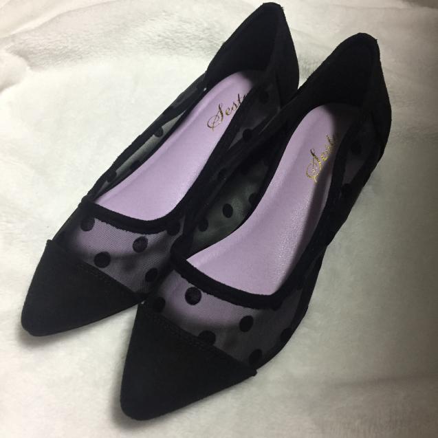 涼やか素材のプチプラ靴_d0285416_08323272.jpg