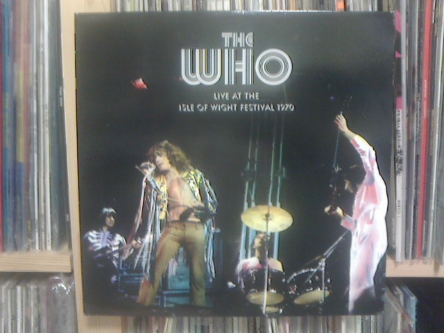 Live At The Isle Of Wight Festival 1970 / The Who_c0104445_16492543.jpg