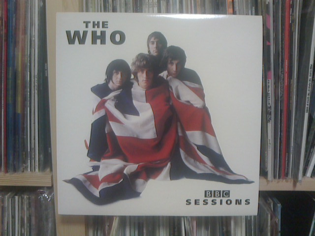 BBC Sessions / The Who_c0104445_16532598.jpg