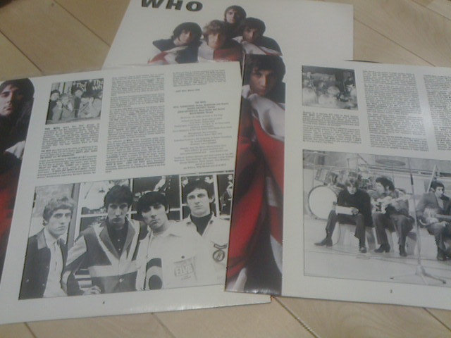 BBC Sessions / The Who_c0104445_16535697.jpg