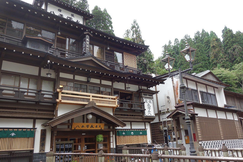 銀山温泉 旅館 永澤平八_c0112559_08143003.jpg