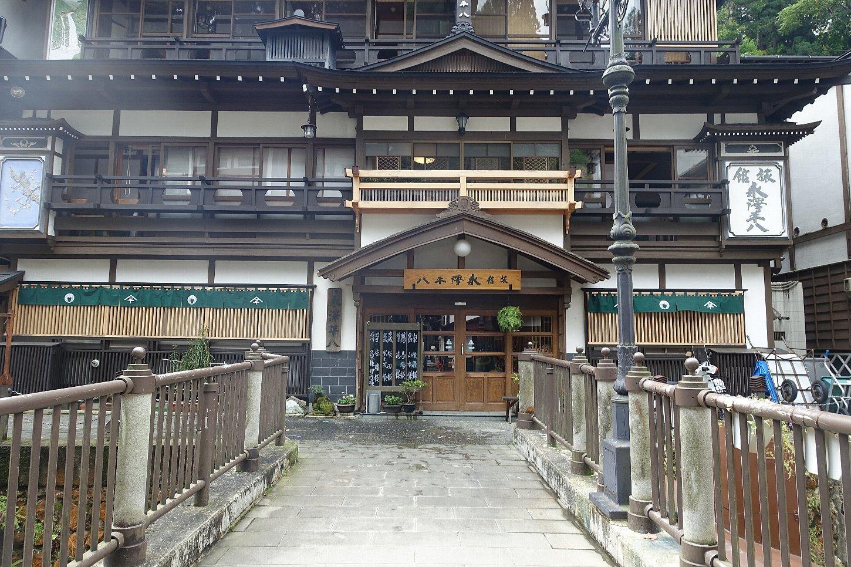 銀山温泉 旅館 永澤平八_c0112559_08172846.jpg