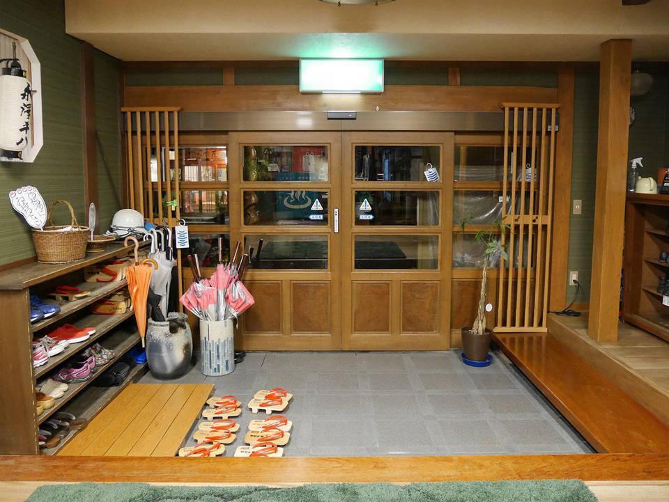 銀山温泉 旅館 永澤平八_c0112559_08191272.jpg