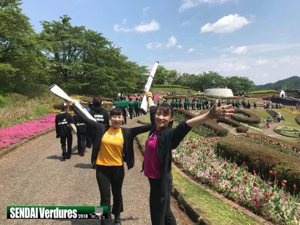 花のフェスティバル 2018 in みちのく杜の湖畔公園!_e0145173_10422971.jpg