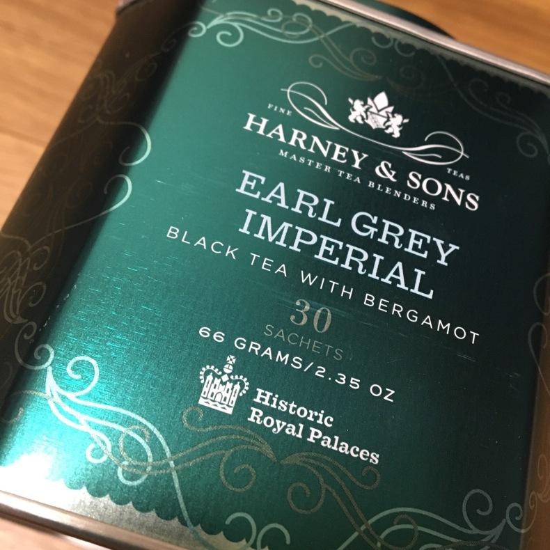 HARNEY&SONS Earl Grey Imperial_d0388075_10480853.jpeg
