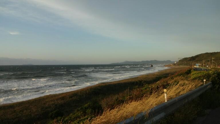 28日目【川棚温泉−益田】か風が強かった!_e0201281_04281672.jpg
