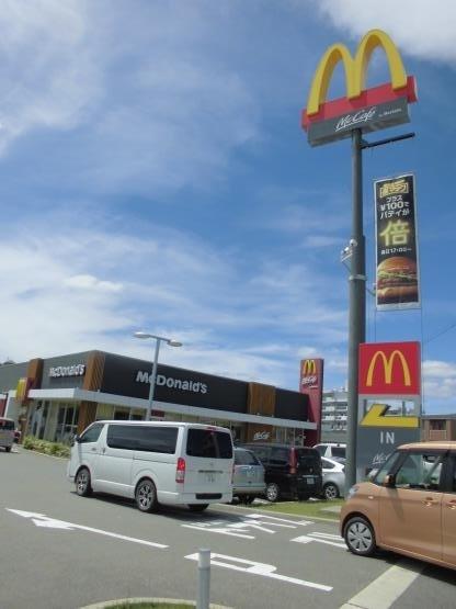 マクドナルド        173川西店_c0118393_16572112.jpg