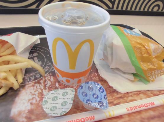 マクドナルド        173川西店_c0118393_17101449.jpg