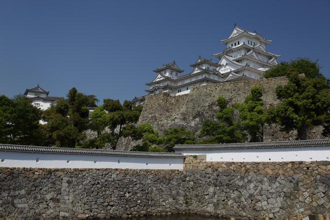 優美な白鷺、姫路城 初めての山陰ツアー⑭ _a0357206_21282642.jpg