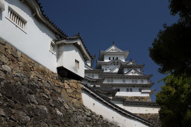 優美な白鷺、姫路城 初めての山陰ツアー⑭ _a0357206_21283432.jpg