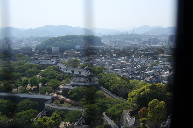 優美な白鷺、姫路城 初めての山陰ツアー⑭ _a0357206_21285362.jpg