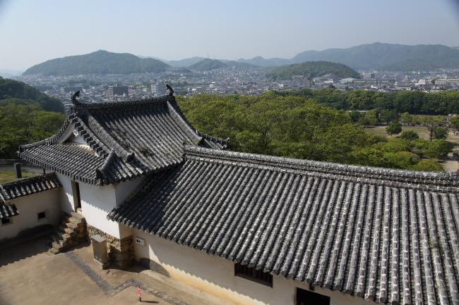 白鷺城=姫路城 初めての山陰ツアー⑮最終回 _a0357206_21291445.jpg