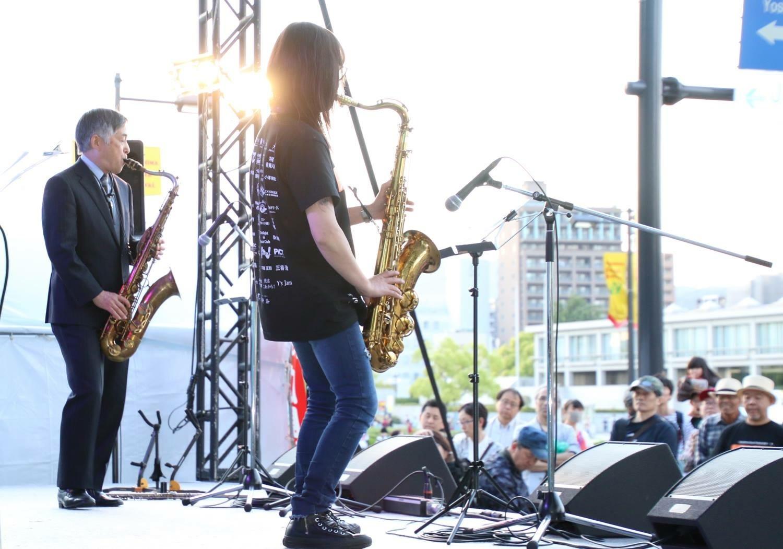 Jazzlive comin 広島 本日21日月曜日のジャズライブ!_b0115606_11255911.jpeg