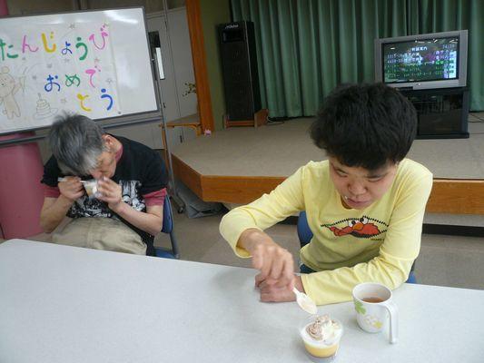 5/20 誕生日喫茶_a0154110_16140087.jpg