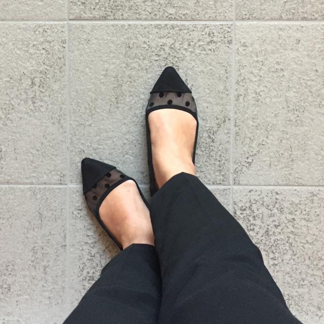 涼やか素材のプチプラ靴_d0285416_12554775.jpg