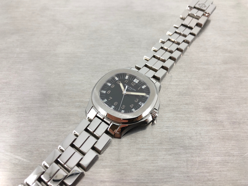 Just was arrived a nicer Aquanaut 5065/1A full set_c0128818_14474750.jpg