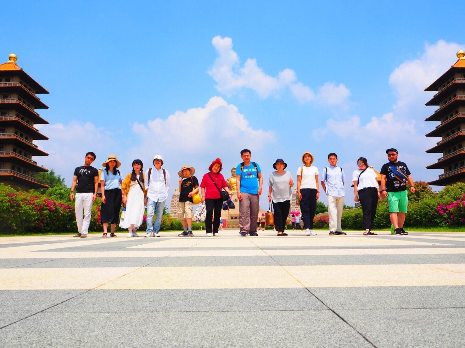 日本の声優と台湾高雄の友好_a0163623_22151114.jpg