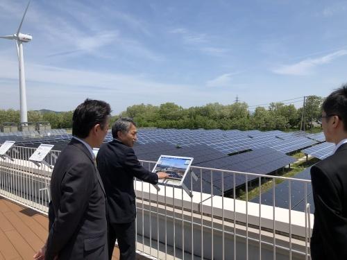 『福島再生可能エネルギー研究所』_f0259324_19212554.jpg