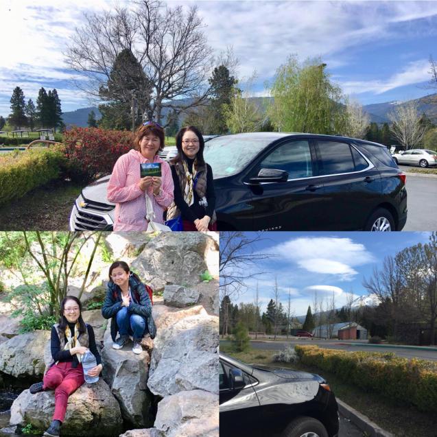 シャスタ山へ再訪の旅_f0095325_03265021.jpg