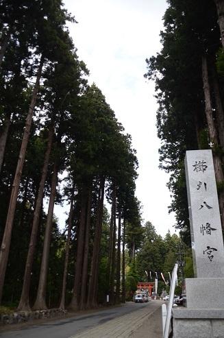 櫛引八幡宮 御浜入り_c0299631_22043725.jpg
