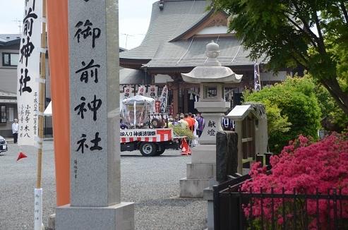 櫛引八幡宮 御浜入り_c0299631_22045026.jpg