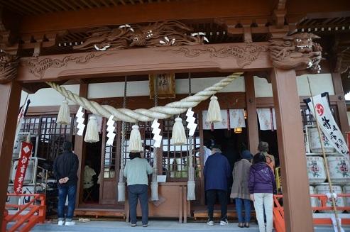 櫛引八幡宮 御浜入り_c0299631_22135416.jpg