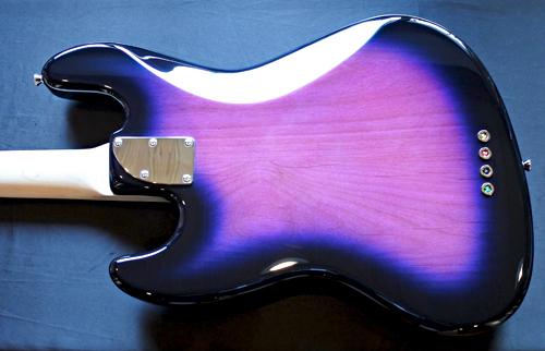 「Purple SunburstのStandard-J」2本が同時完成です!_e0053731_16231810.jpg