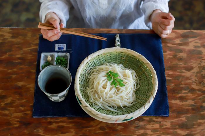じばさんらんちき社員で食堂-淡路島手延べ乾かし麺そろそろ-_e0295731_15411199.jpg