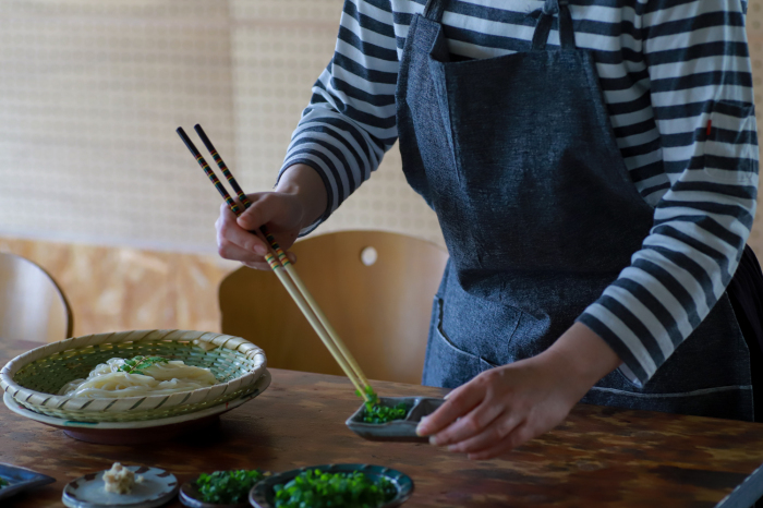 じばさんらんちき社員で食堂-淡路島手延べ乾かし麺そろそろ-_e0295731_15412086.jpg