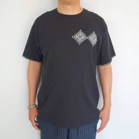 "OAXACA : T Shirts ""Cross Stitch""_a0234452_19252286.jpg"