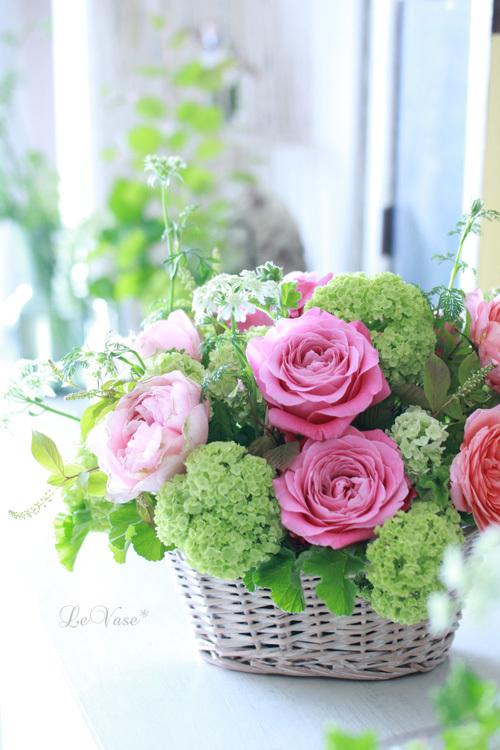 Roseのパニエ_e0158653_20451853.jpg