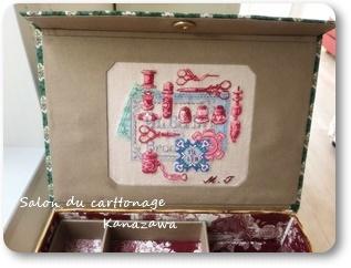 裁縫箱用に大きな道具箱など 生徒さん作品_b0244959_21050923.jpg