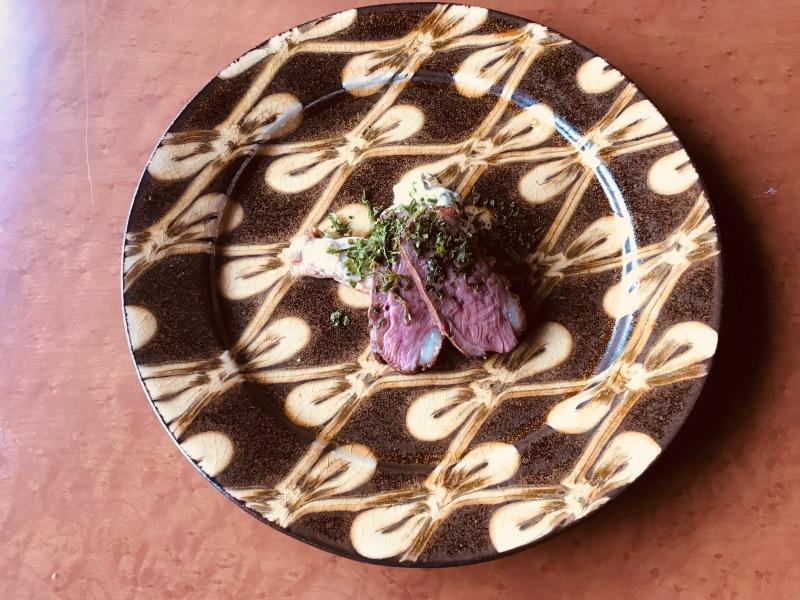 5月の料理「マスカルポーネ・醤油・わさび」_d0177560_16435661.jpg