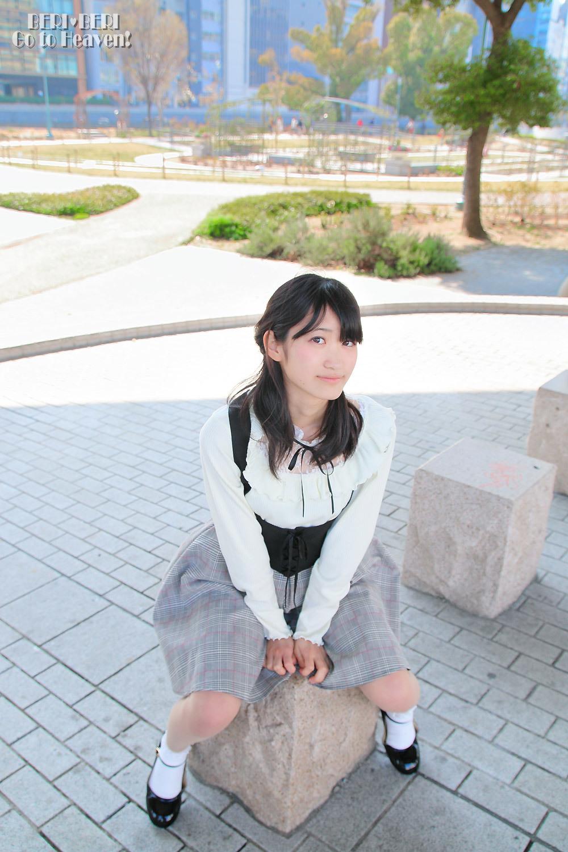 みくにさん 中之島 桜ポトレ 其の七_d0150493_23423187.jpg