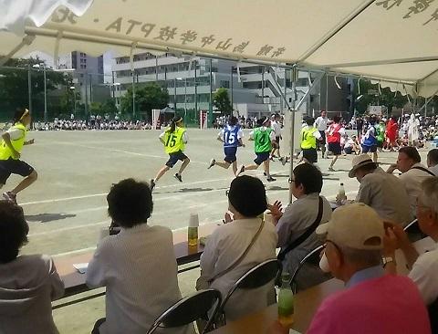 優っくり村開所式 運動会 クリーンキャンペーン _c0092197_22035306.jpg