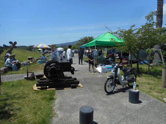 高知県 奈半利町発動機運転会 2018.5.20(日)_d0079522_15423607.jpg