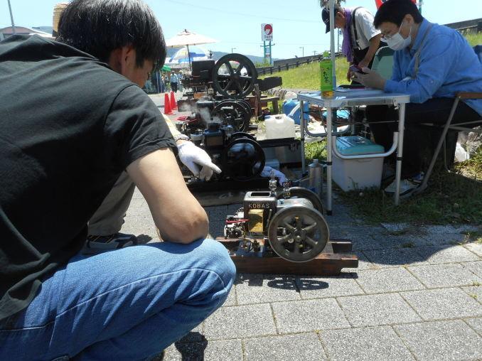 高知県 奈半利町発動機運転会 2018.5.20(日)_d0079522_15442833.jpg