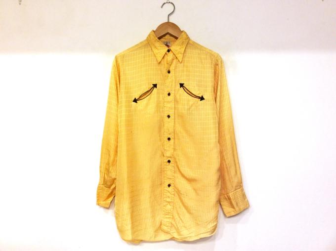 「 軽快にロッキンシャツ 」_c0078333_01260983.jpg