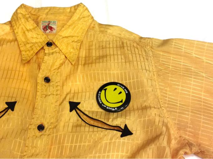「 軽快にロッキンシャツ 」_c0078333_01261009.jpg