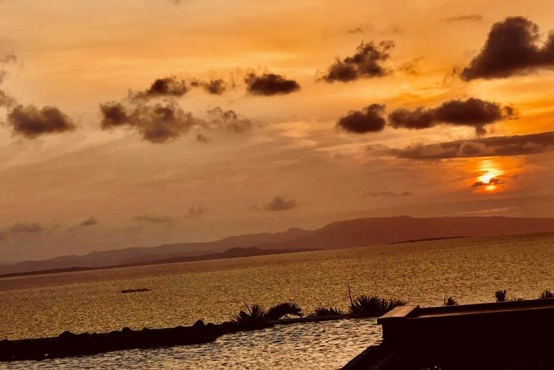 竹富島観光(2) 水牛車でのんびり観光、そして星砂の浜_c0011649_05510637.jpg