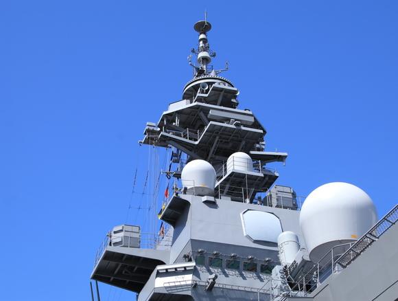 護衛艦かが 一般公開_d0202264_4415231.jpg