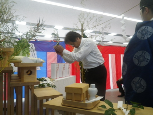 鹿児島銀行湯之元支店の竣工式が行われました!_d0174072_11342480.jpg