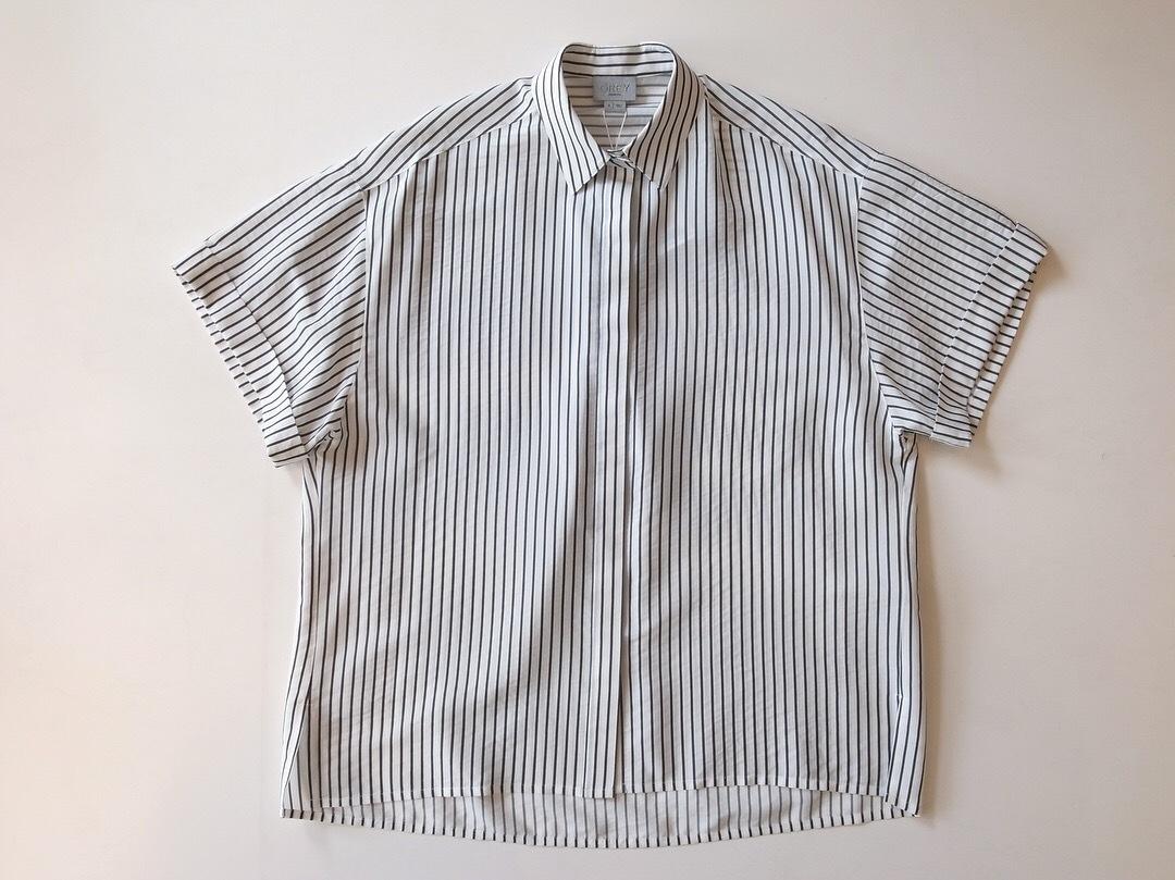 GREY JASON WU STRIPE SHIRTS_f0111683_11200298.jpg