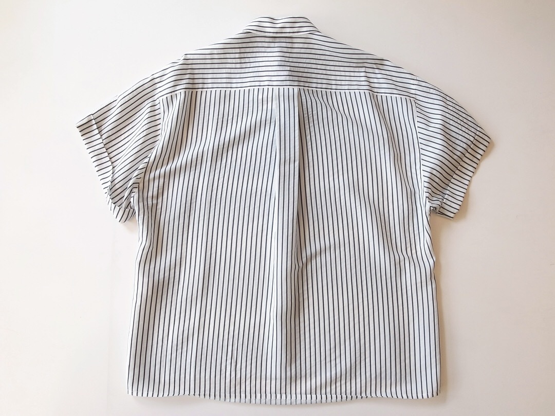GREY JASON WU STRIPE SHIRTS_f0111683_11200670.jpg